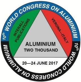 Verona Aluminium Two Thousand Congress ICEB 2017