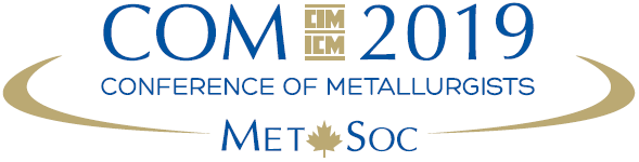 Vancouver 58-th Annual Conference of Metallurgists (COM 2019), Vancuver
