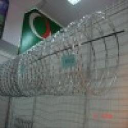 China (Mainland) concertina razor barbed wire