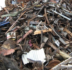 United Kingdom Ferrous Scrap--HMS 1 & 2 Bushling Baled Shredded Steel Scraps Steel Turning