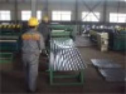 China (Mainland) galvanized steel roofing sheet