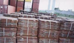 Tanzania Copper Cathodes 99.99% Pure