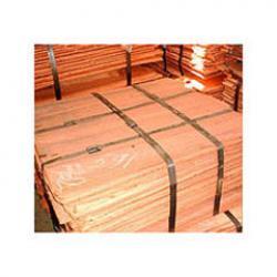 Tanzania Copper Cathodes 99.99% For Sale
