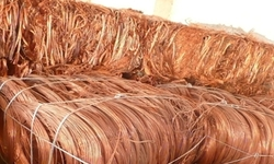 India SALE OF 700 MT MALAYSIAN BASED INDUSTRIAL COPPER SCRAP