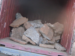 Poland Cast Iron Skull Scrap