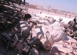 Liberia HMS1/2, USED RAILS, USED TIRE, BATTERY SCRAP, ALUMINUM SCRAP, COPPER SCRAP, ELECTRONICS SCRAP