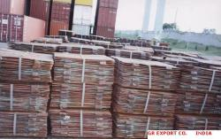 India Copper Cathode 99. 99%