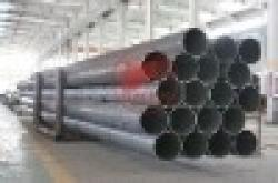 Steel pipes offered