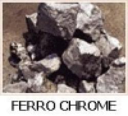 Ferro chrome offered