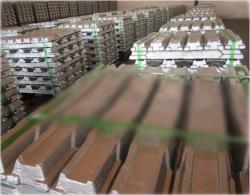 China Aluminium ingots ADC12 for sale