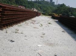 Nigeria Sell Used Rail Scrap R50-R65