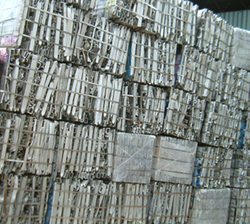 Malaysia Aluminum scrap (6063 extrusions and UBC)