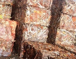 Malaysia Copper milberry scrap, copper wire scrap