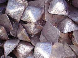 Pig iron required