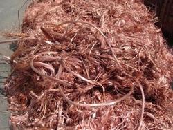 Cameroon Copper Wire Scrap 99.99% Pure