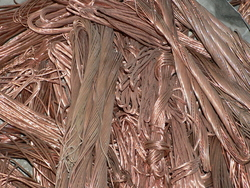 United Arab Emirates Copper scrap demand