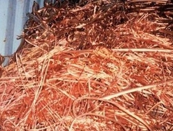 United Kingdom 99.99% grade purity copper wire scraps now available for export.