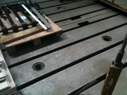 Foundation plates (slabs)