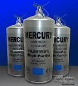 Prime Virgin Silver Liquid Mercury 99.99%