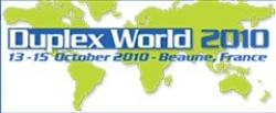 Duplex Stainless Steels Conference & Exhibition 2010