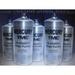 Virgin Silver Liquid Mercury