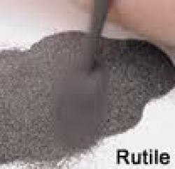 Titanium Dioxide Rutlie Sand for sale