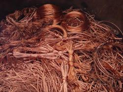 Scrap Waste Copper wire