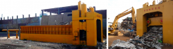 Scrap Shear by Taiwan No.1 Brand -600T/1000T/1500T
