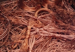 Colombia Copper wire scraps