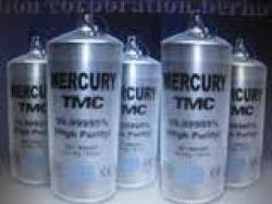Malaysia Silver Liquid Mercury 99.99% For Sale