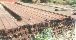 HMS 1 Steel Rails for Sale