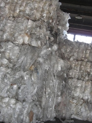 United States LDPE Film Scrap, 100%