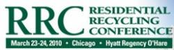 2010 Residential Recycling Conference