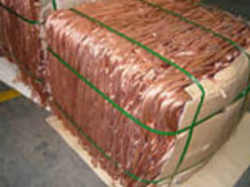 Hungary 99.99% Pure Copper Wire Scrap