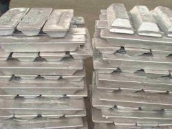 97.38% Aluminium Ingots