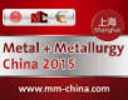 Metal+ Metallurgy China 2015