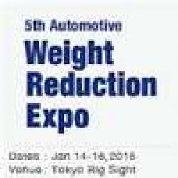 Automotive Weight Reduction Expo 2015
