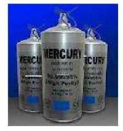 Prime Virgin Silver Metallic Mercury 99.999%