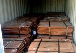 Tanzania Copper Cathodes 99.98% For Sale