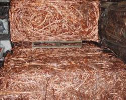 Copper Millberry Scrap 99.99% Purity