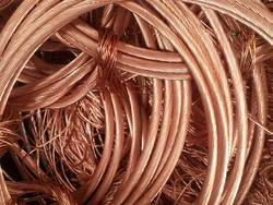 India We require millberry copper wire scrap at Lowest price