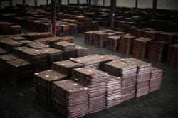 Tanzania Copper Cathodes 99.98% 5000 MT