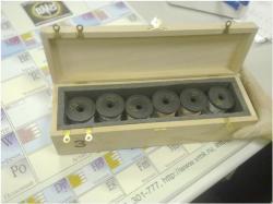 Nickel wire 0,025mm N-0, purity 99,98% - 99,99%