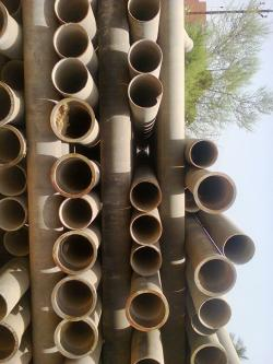 Cast Iron Pipe With Cement coating