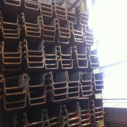 steel sheet pile type2 SY295
