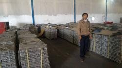 Indonesia Sell Aluminium Ingots 99%