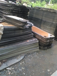 Heat Exchanger Plate Scrap