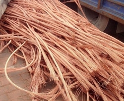 Hungary Pure Copper Wire Millberry Scrap 99.9%