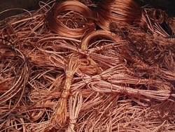 United States We offer Copper Wire Scrap Millberry 99.99%