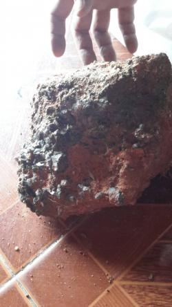 Copper ore for sale - 500 tonnes